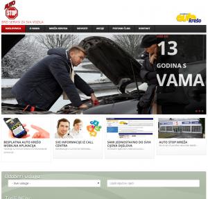 Autostop web stranica
