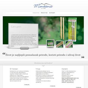 Montana-wordpress-web-stranica