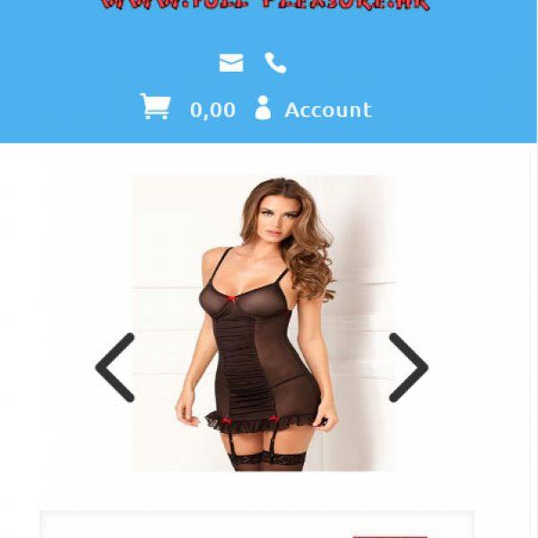 Web shop Full pleasure