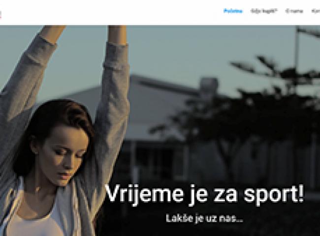 Spinteam web stranica