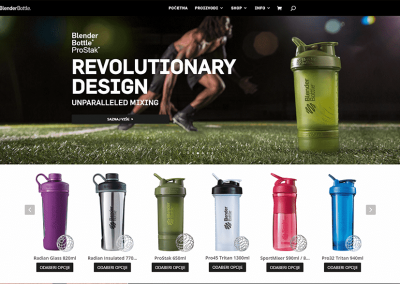 Blenderbottle web shop